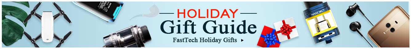 Holiday Gift Guide - FastTech Holiday Gifts